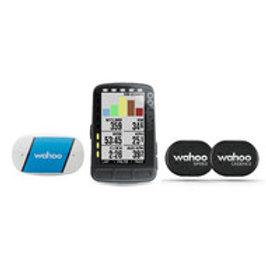 WAHOO ELEMNT ROAM COMPTEUR GPS PACK CEINTURE CARDIO TICKR, CAPTEURS RPM VITESSE/