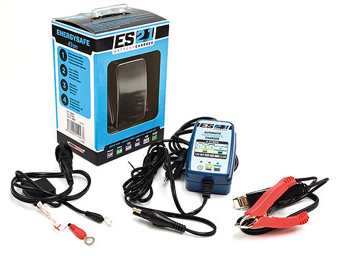 Energy Safe Charger '' 2in1 ''
