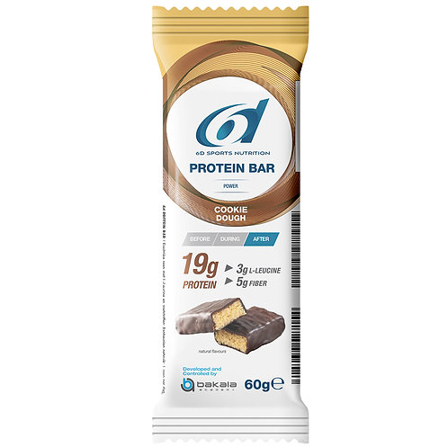 Protein Bar Cookie Dough - 12x60g