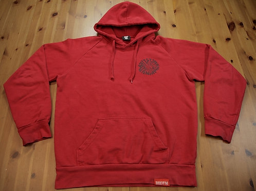 SWEAT RED SYNDICATE HOODIE