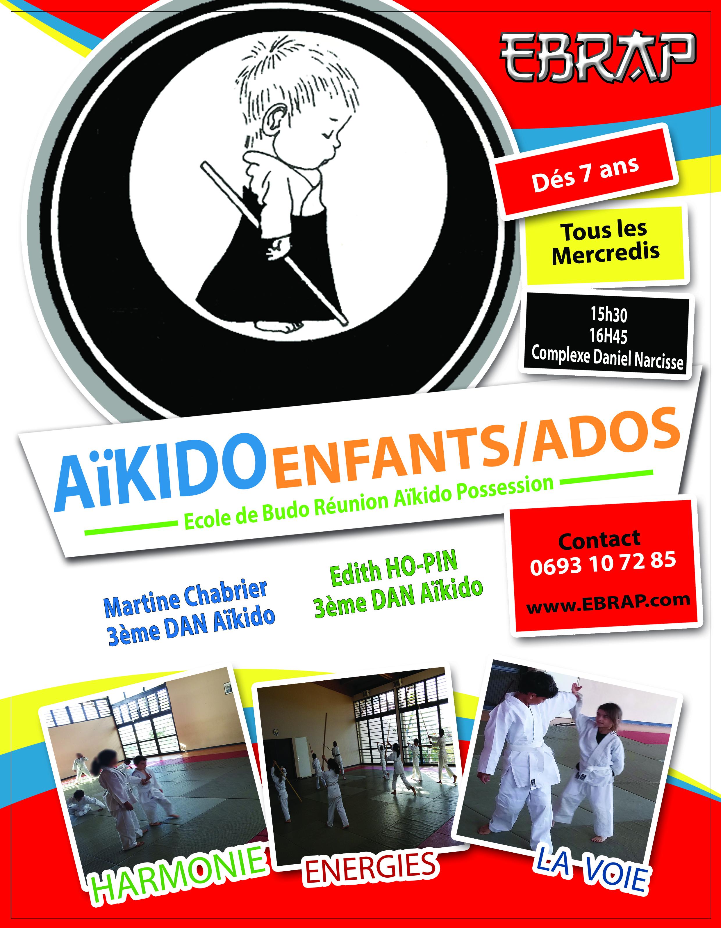 kids Aikido