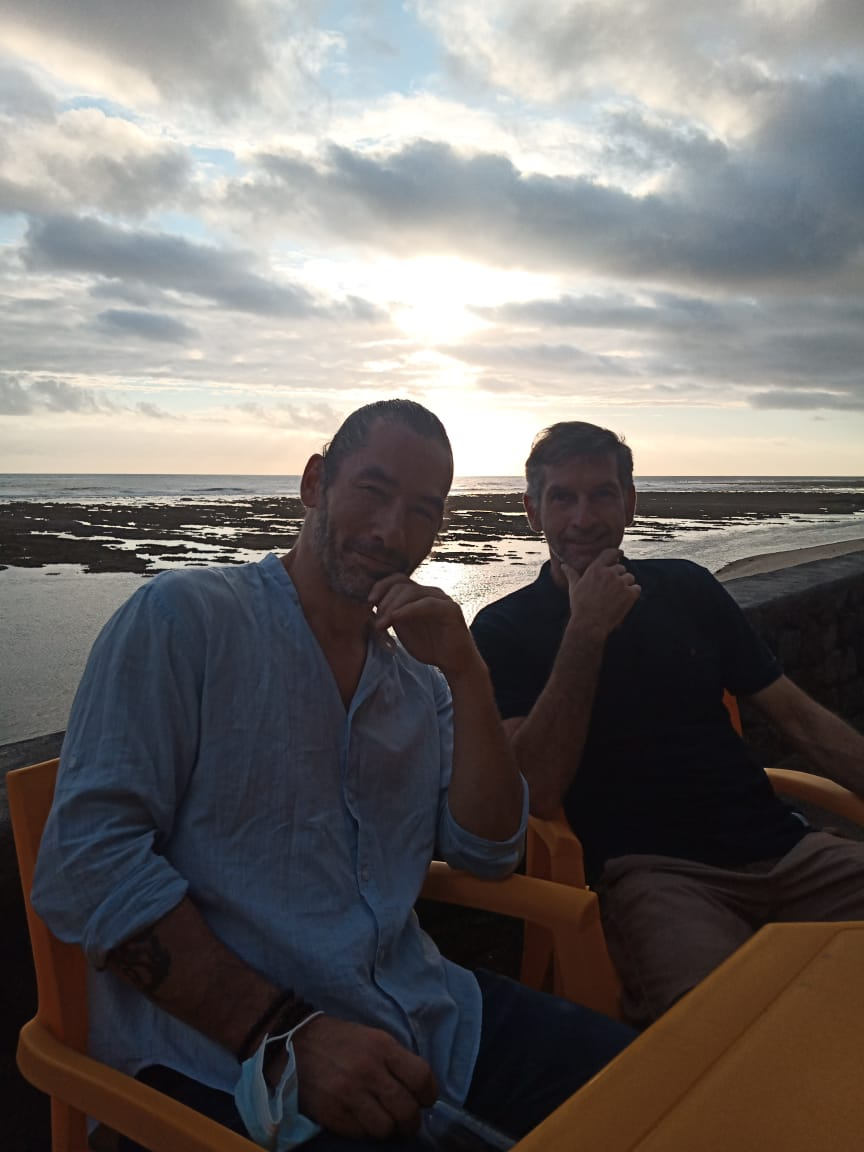 Leo Tamaki & Frederic Lorion