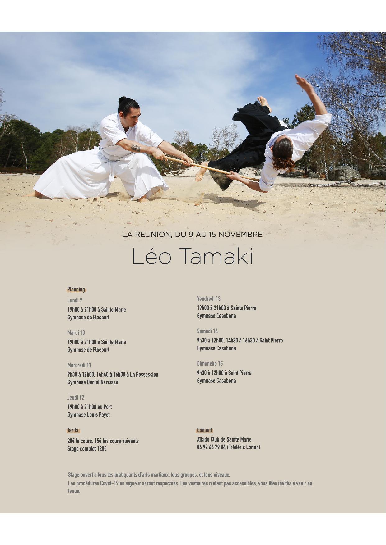 stage Tamaki Run  2020