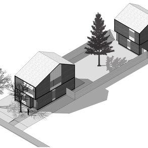 SLANT HOUSE
