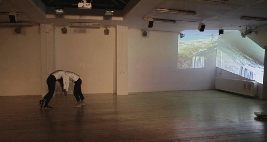 Ghostly Counterpart- Julia Keren Turbahn/Rachell Bo Clark Lake Studios