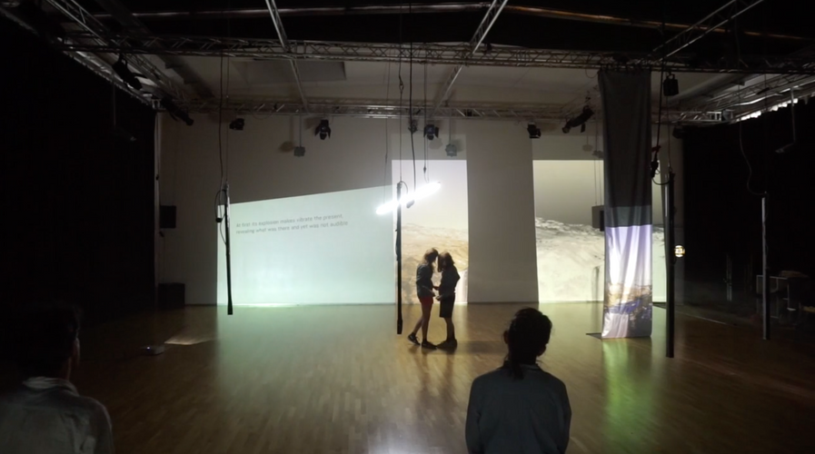 Ghostly Counterpart- Julia Keren Turbahn/Rachell Bo Clark Uferstudios HZT