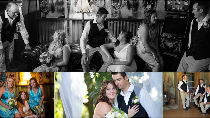 Kings Creek Retreat Wedding