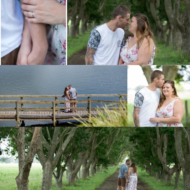 Wedding Pre-shoot - Tim & Natalia