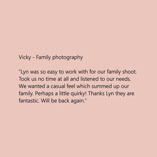LySar Photography - Family Photography