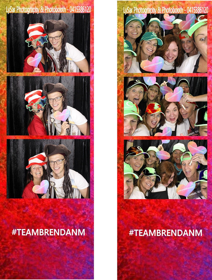 #TEAMBRENDANM FUNDRAISER - LOVE IN ACTION