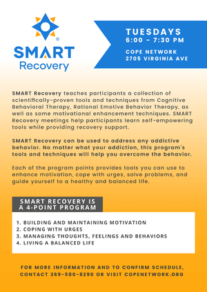 SMART Recovery Flyer
