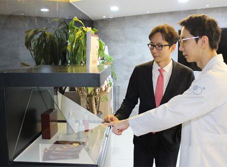 Dr.YOUTH, Anti-aging Dermacosmetic acquired a China FDA license. 안티에이징 더마코스메틱 닥터유스, 중국 위생허가 취득