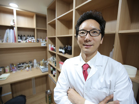 About CEO of Dr.YOUTH, Dr.Yousoo Kim. 엠에스힐링 닥터유스 김유슈 대표 인터뷰.