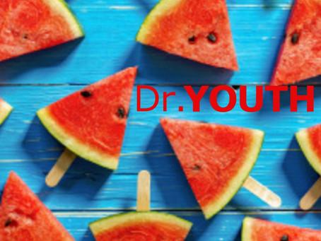 It's a National Watermelon Day! 수박과 함께 더위를 날려줄 힐링템 닥터유스 아로마롤온 천연오일!