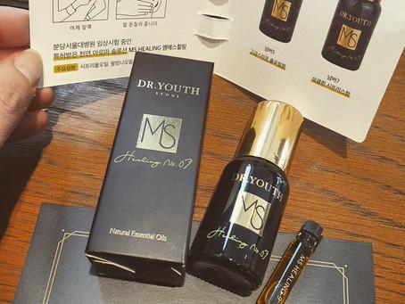 Dr.YOUTH Aroma Oil Anywhere & Anytime! 언제어디서나 편하게 사용가능한 닥터유스 아로마롤온 천연오일