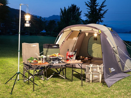 Do you enjoy camping often? Bring Dr.YOUTH Aroma Roll-on Oil with you!