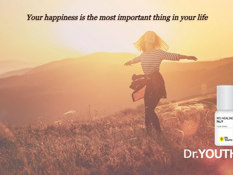 Dr.YOUTH cares for your happiness, your happiness is matters to us.