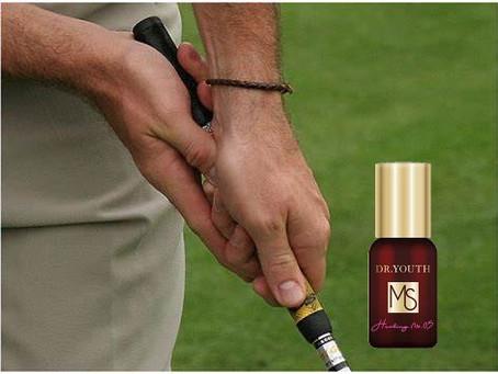 롤온이 달려있어, 골프 필드에 가져가서 바르기 너무 편한 닥터유스 아로마롤온 오일!