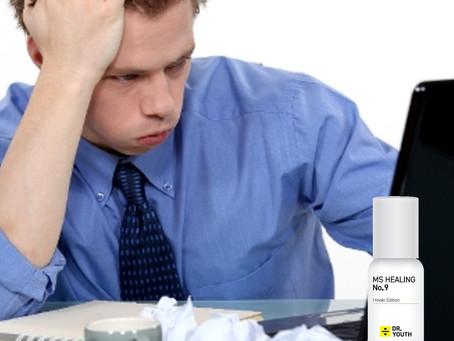 업무 스트레스 줄여주는 회사에서 사용 가능한 닥터유스 아로마오일, Dr.YOUTH Aroma Oil make your stress go away at work!