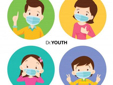 온 가족이 닥터유스 아로마롤온 천연오일을 마스크 필터로 사용한다구요? Dr.YOUTH Aroma oil is the best mask filter ever!