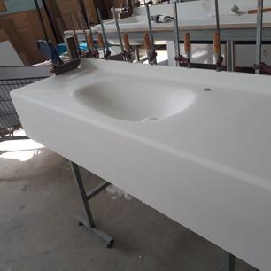 כיור קוריאן לאמבטיה תהליך ייצור