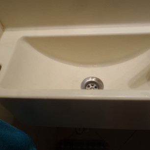 כיור קוריאן לאמבטיה קטן