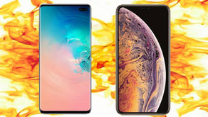 iPhone Or Samsung - The Choice Is Yours