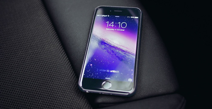 phone found from calling it