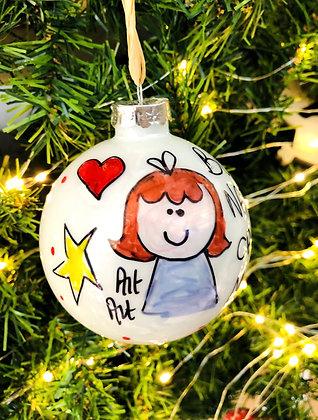 Palla di Natale Mamma