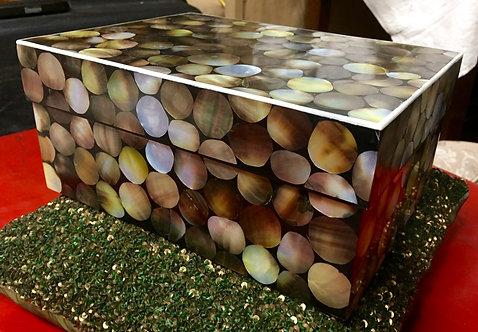 Mother-of-Pearl Lidded Box by R&Y Augousti, Paris