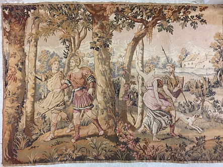 Old Tapestry end 18th century
