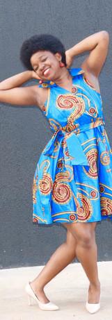 Blue African Dress for Sale Darwin.jpg