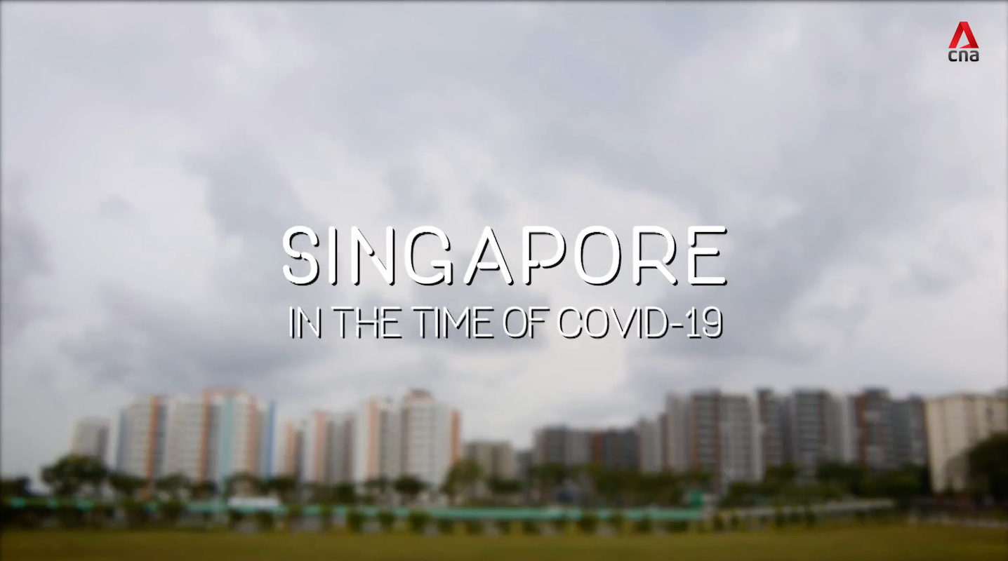 Singapore In The Time Of Covid-19