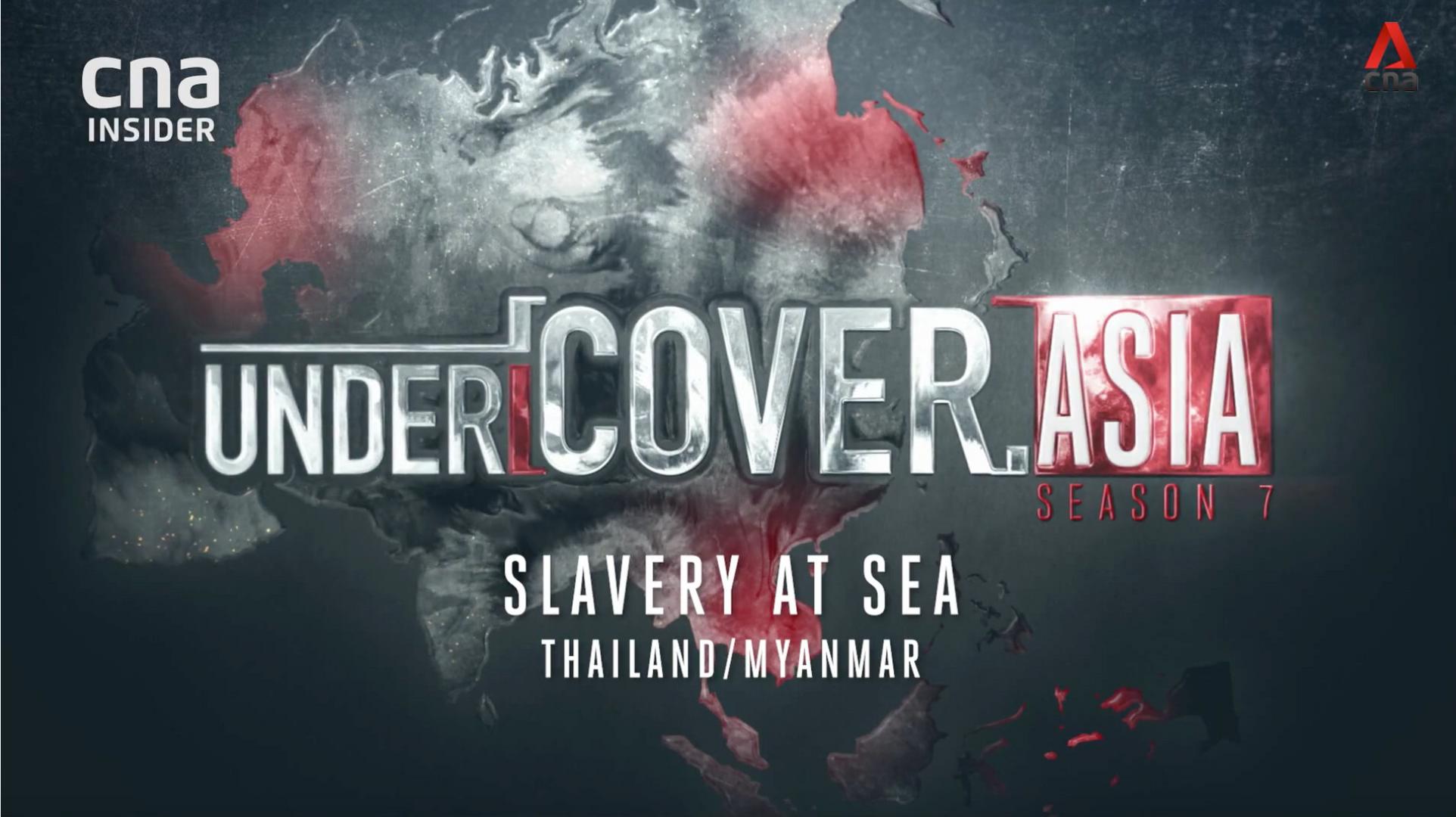 Undercover Asia: Slavery At Sea