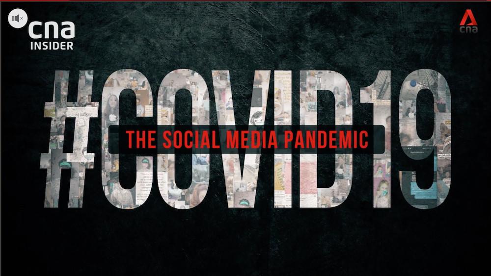 #COVID19: The Social Media Pandemic