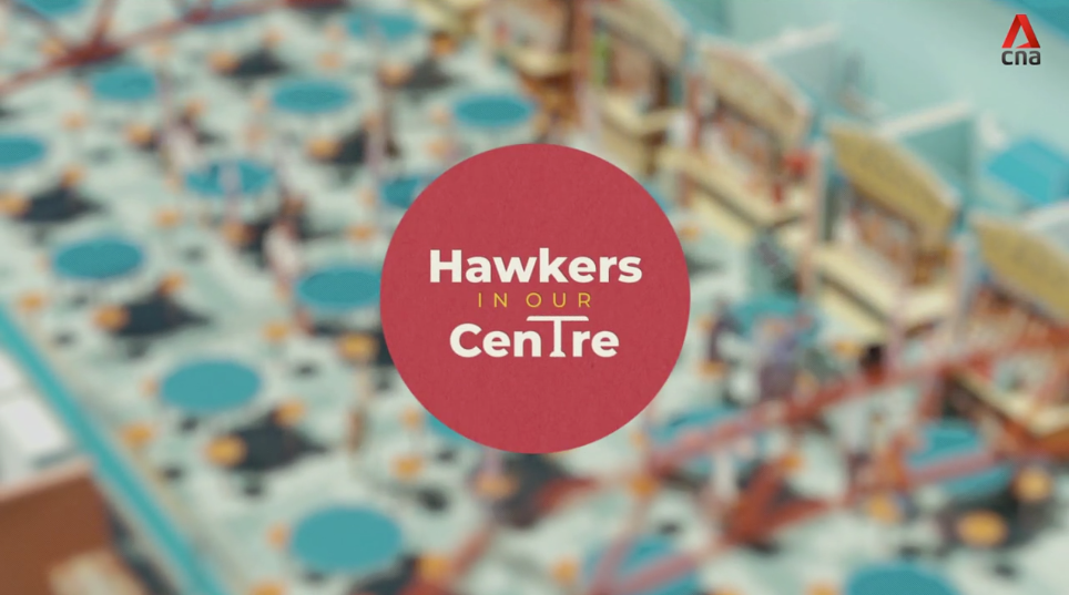 Hawkers In Our Centre