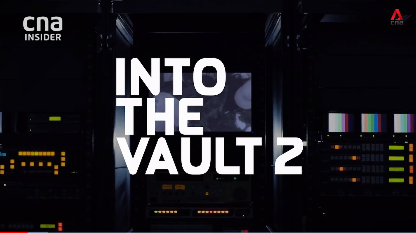 Into The Vault 2