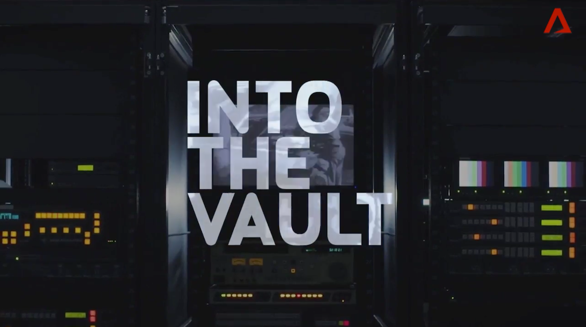 Into The Vault