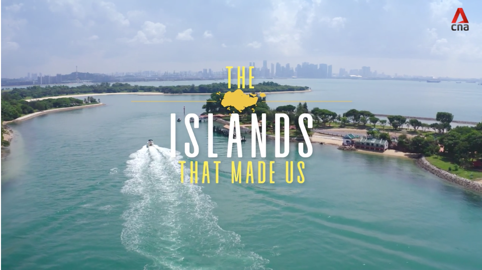 The Islands That Made Us