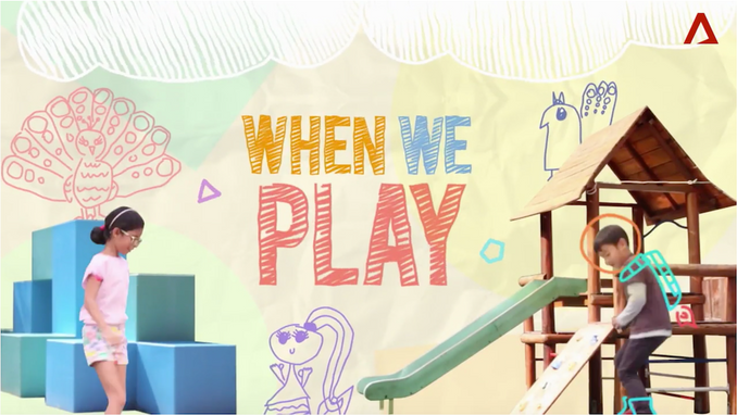 When We Play