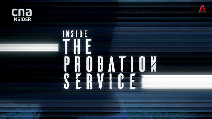 Inside The Probation Office