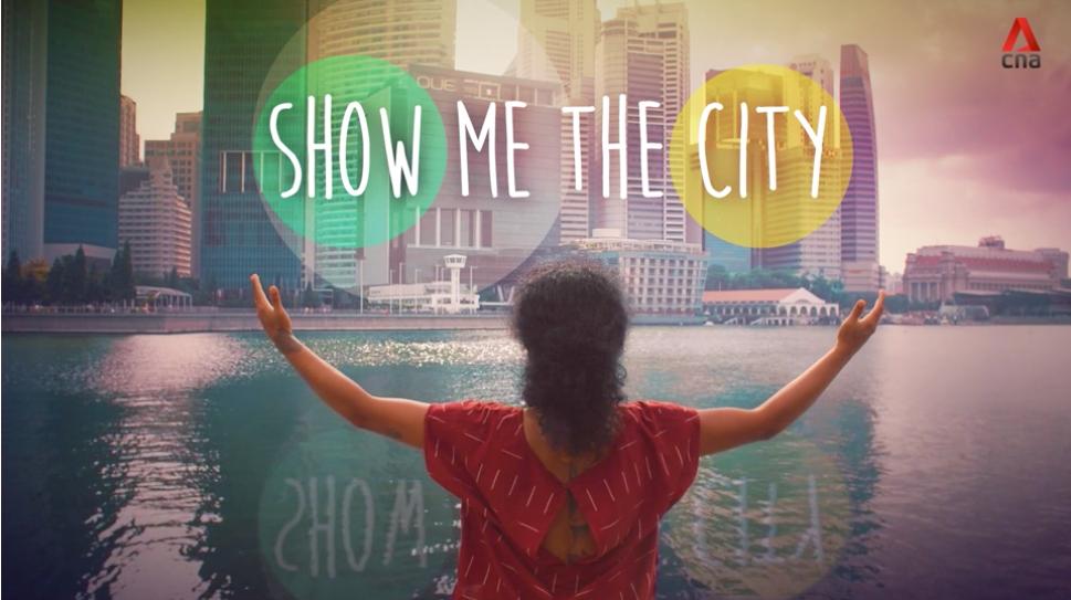 Show Me The City