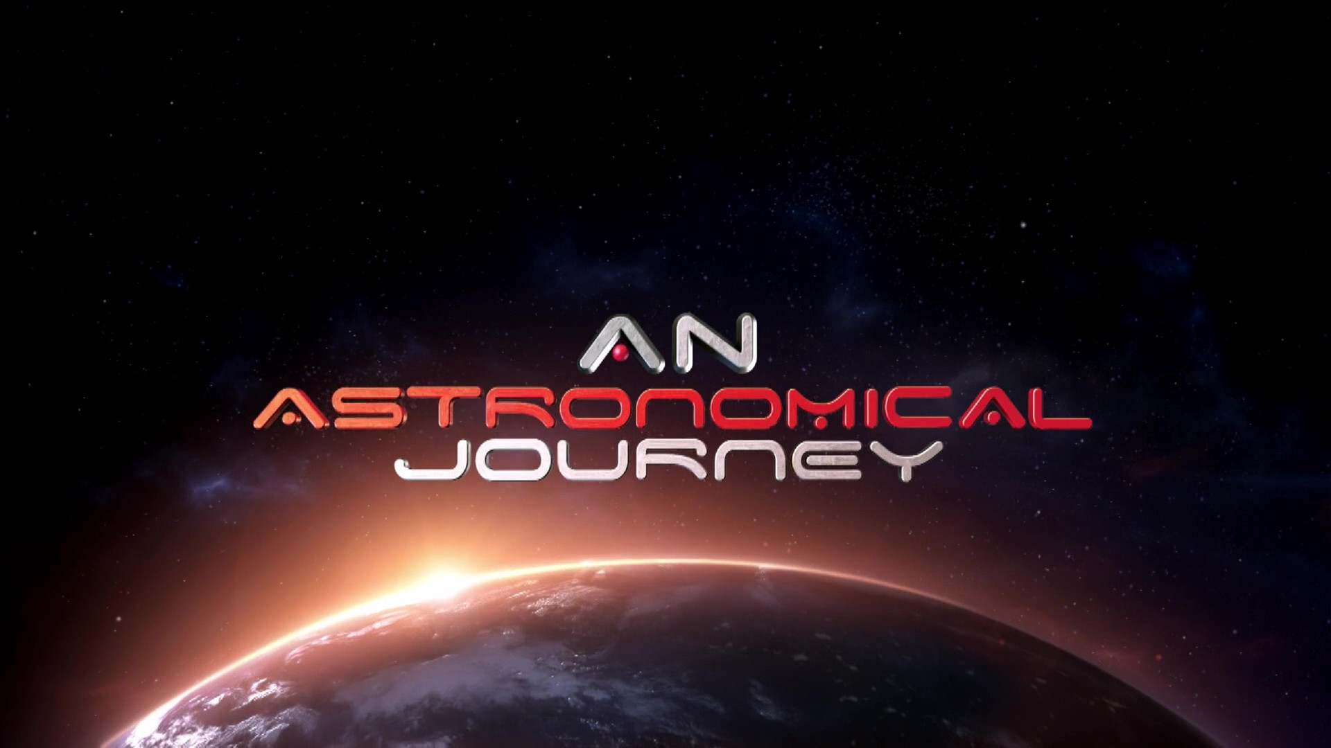 An Astronomical Journey