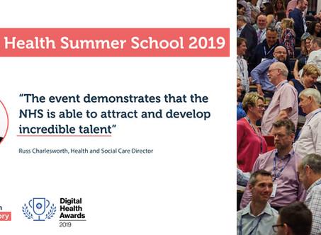 Digital Health Summer Schools 2019
