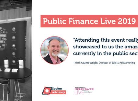 CIPFA Public Finance Live 2019