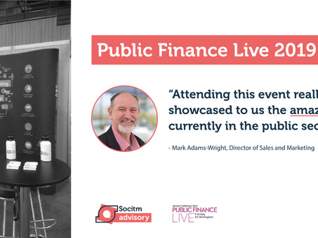 CIPFA Public Finance Live 2019