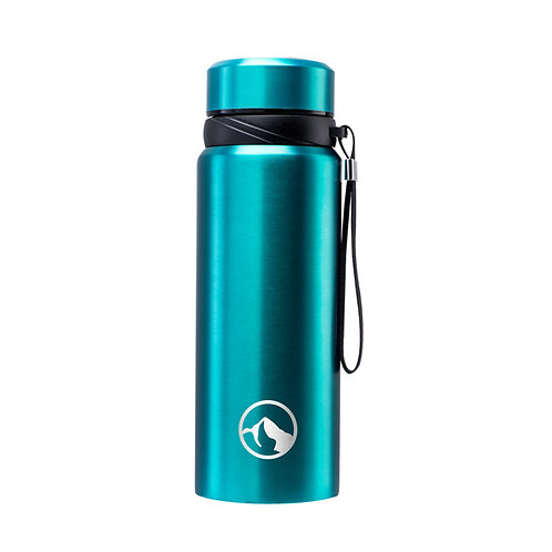 Aqua Chrome Thermo-Summit Bottle