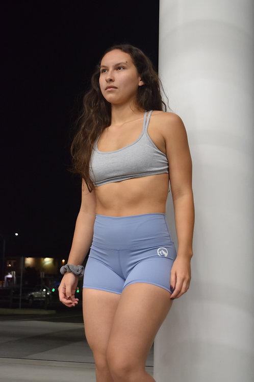 Glacier Blue Elite FLEX shorts