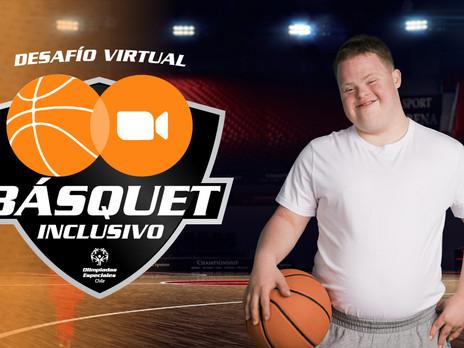 ¡Llegó el turno del Desafío Virtual de Baloncesto!