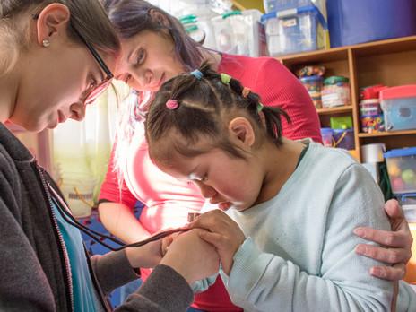 Día de la Kinesiología y Nutrición: nuevo curso de atención a pacientes con discapacidad intelectual